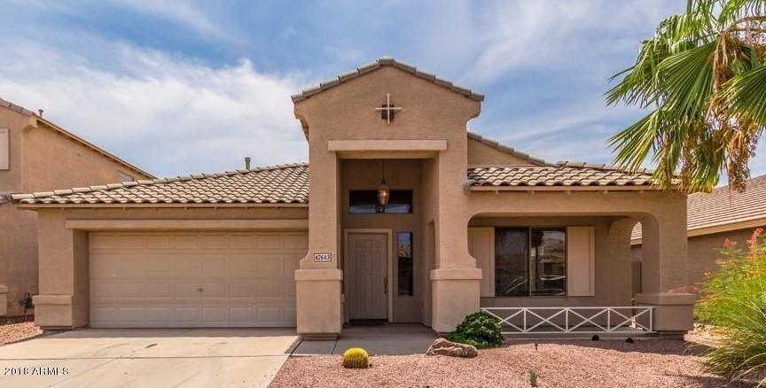 42643 W OAKLAND Drive, Maricopa, AZ 85138