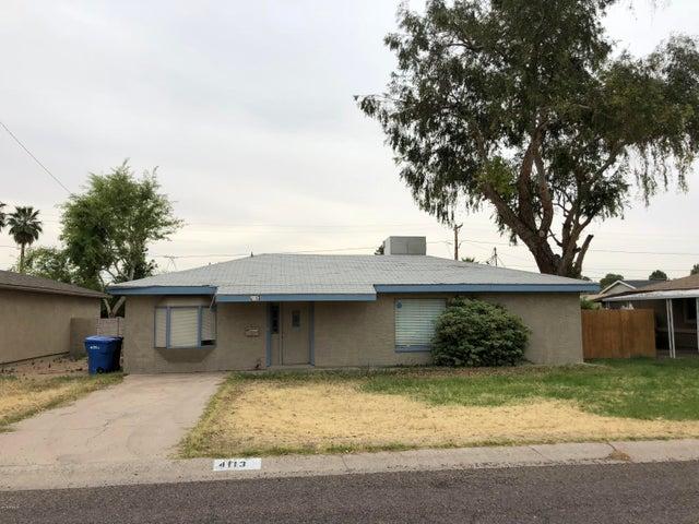 4113 E FAIRMOUNT Avenue, Phoenix, AZ 85018