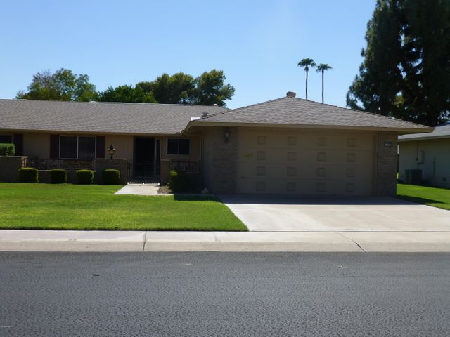 9705 W OAK RIDGE Drive, Sun City, AZ 85351