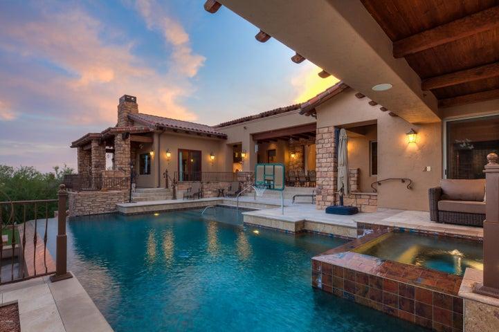 9647 N FIRERIDGE Trail, Fountain Hills, AZ 85268