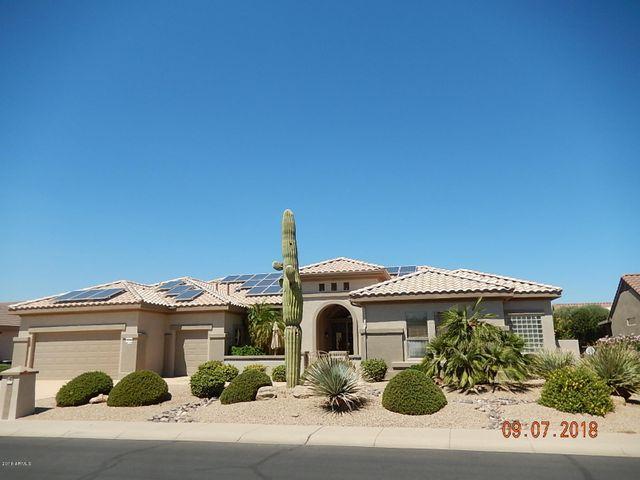15216 W WILDFIRE Drive, Surprise, AZ 85374