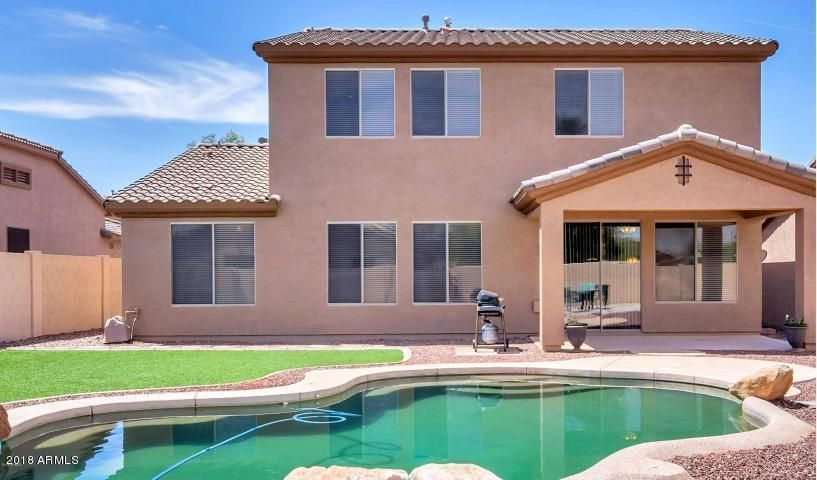 17848 W SUMMERHAVEN Drive, Goodyear, AZ 85338