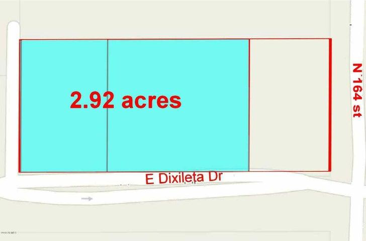 163XXX E Dixileta Drive, 3, Scottsdale, AZ 85262