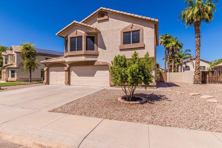 1352 W GLENMERE Drive, Chandler, AZ 85224