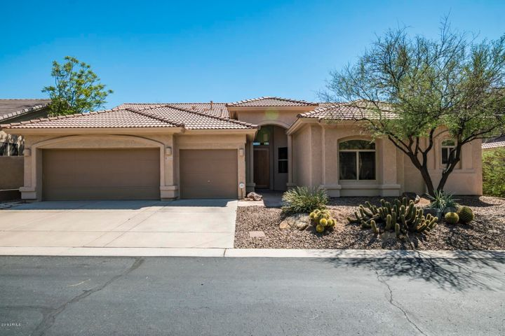 5233 E GLORIA Lane, Cave Creek, AZ 85331