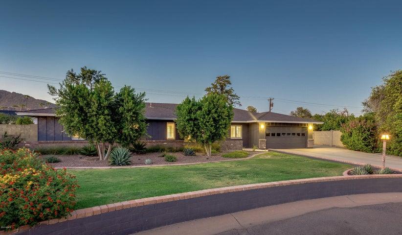 6228 E CALLE ROSA, Scottsdale, AZ 85251