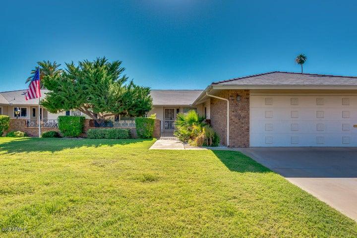 15218 N BOSWELL Boulevard, Sun City, AZ 85351