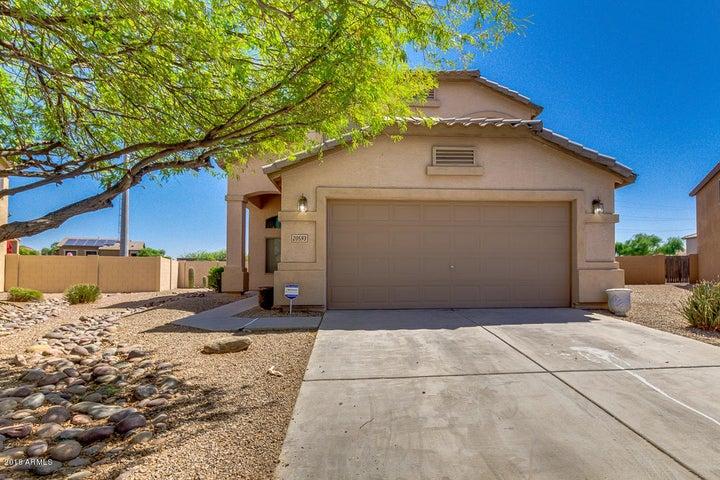 20593 N HERBERT Avenue, Maricopa, AZ 85138