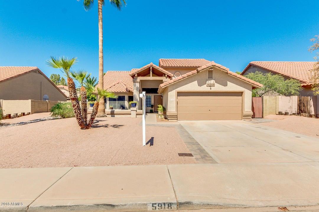 5918 E FAIRFIELD Street, Mesa, AZ 85205