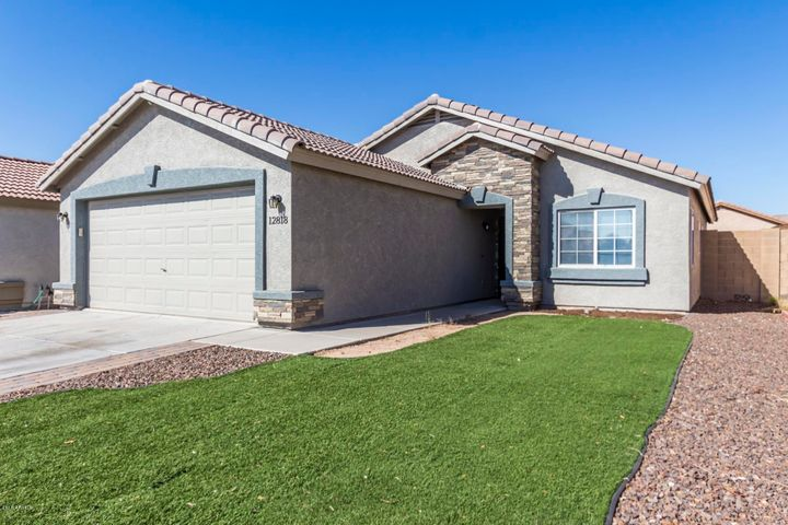 12818 N 127TH Avenue, El Mirage, AZ 85335