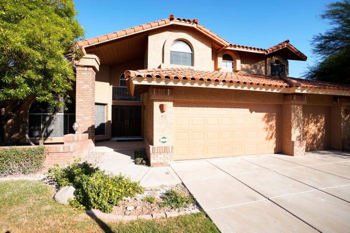 675 N CHOLLA Street, Chandler, AZ 85224