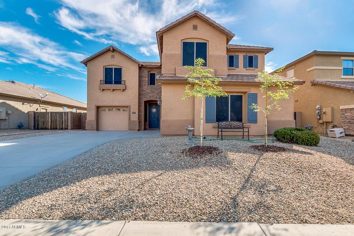 9825 N 180TH Avenue, Waddell, AZ 85355