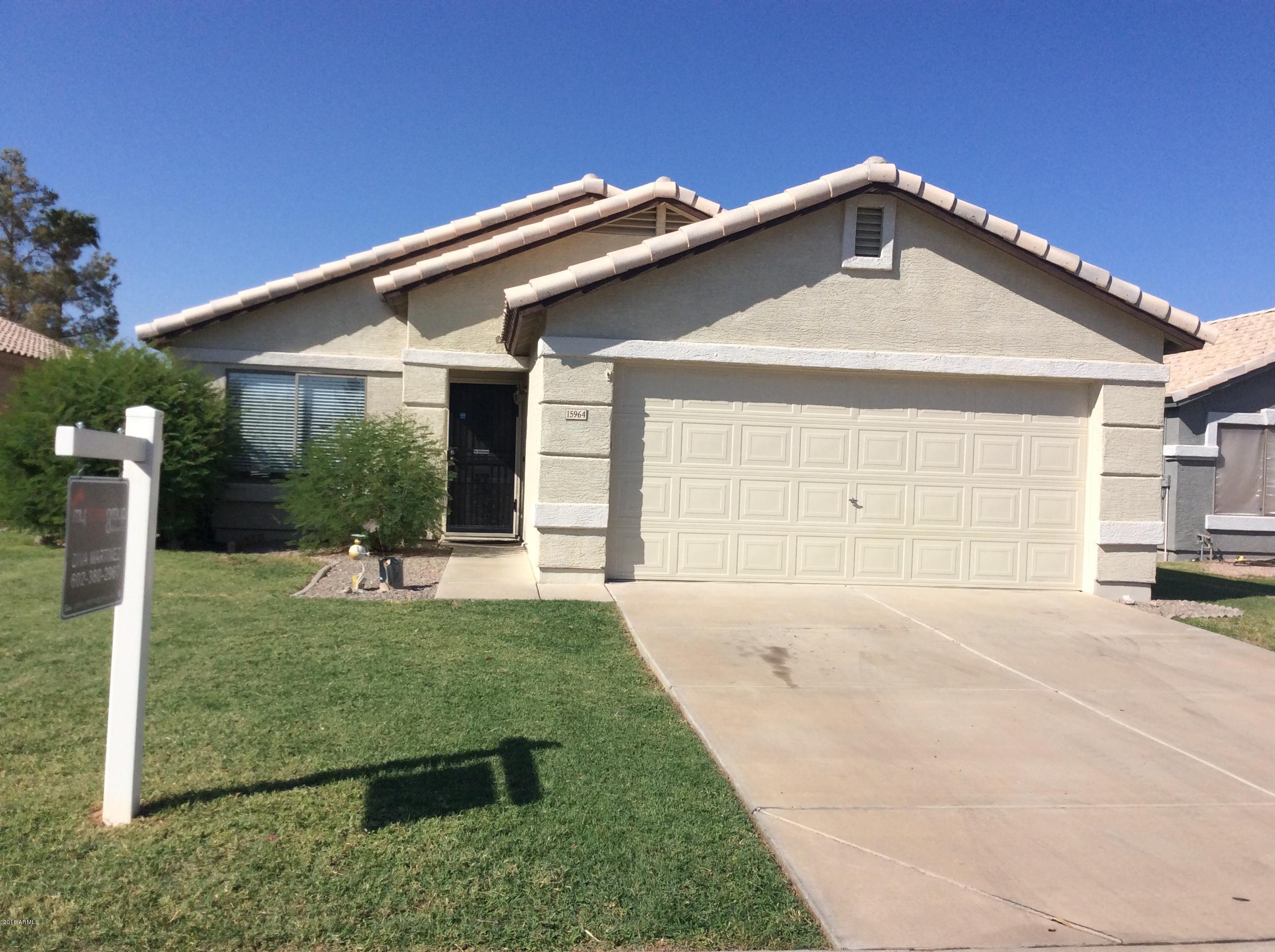 15964 W Smokey Drive, Surprise, AZ 85374