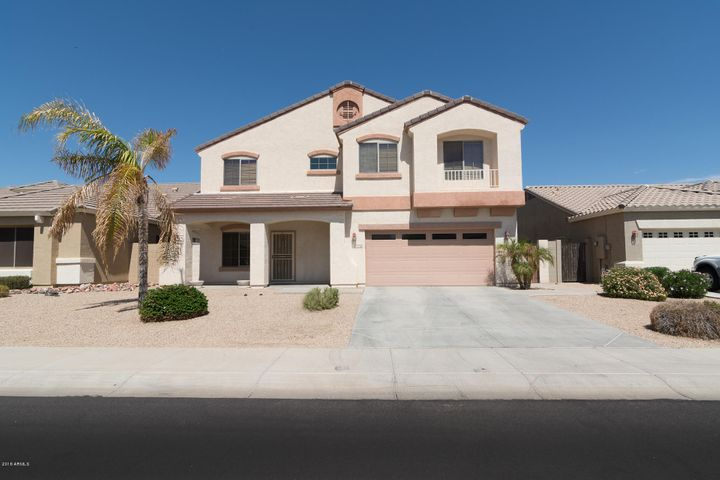 17718 W PORT ROYALE Lane, Surprise, AZ 85388