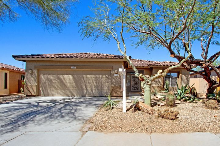 Sharp single level 3 bedroom, 2 bath, 2 car garage home situated on an interior, North/South lot.