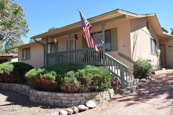 811 N Granite Drive, Payson, AZ 85541