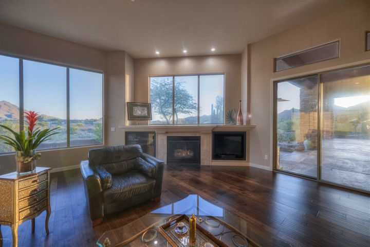 Enjoy the amazing views from every room of this home!