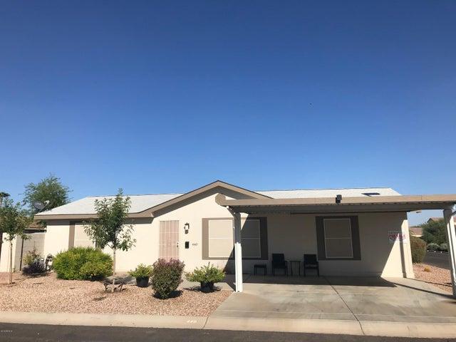 16101 N El Mirage Rd Road, 440, El Mirage, AZ 85335