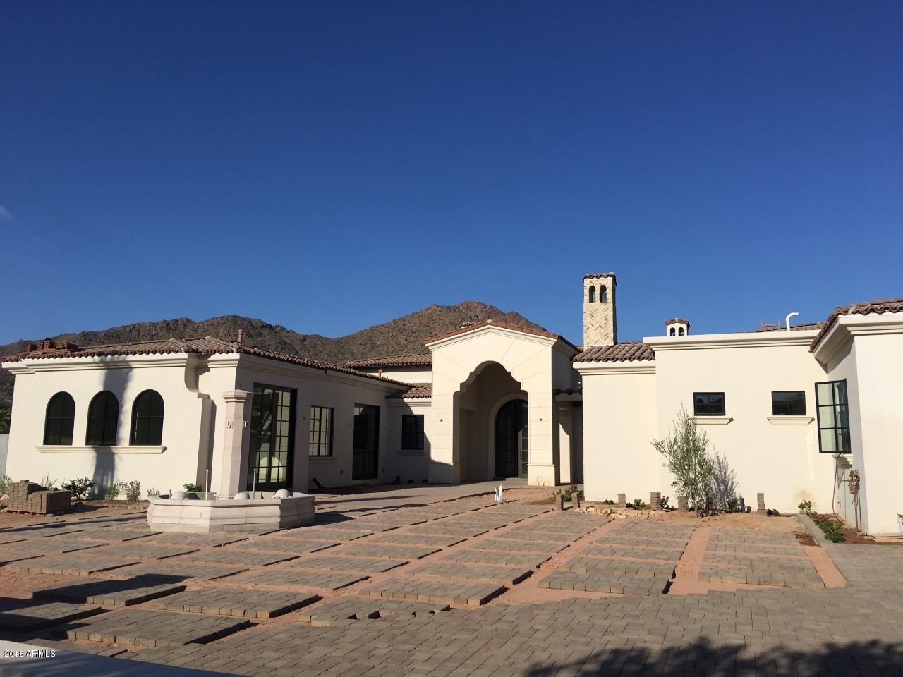 5727 N WILKINSON Road, Paradise Valley, AZ 85253