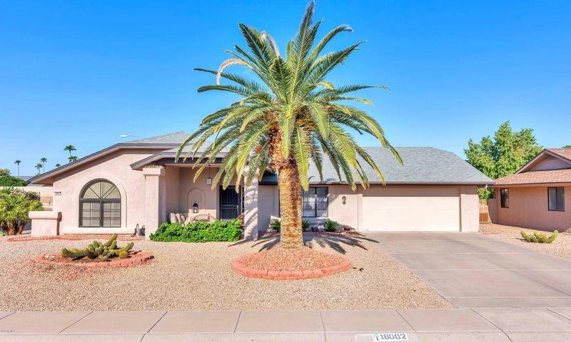 18002 N 136TH Drive, Sun City West, AZ 85375
