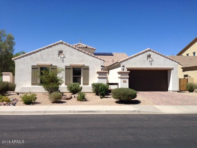 18294 W Thistle Landing Drive, Goodyear, AZ 85338
