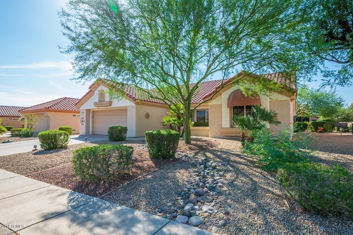 13425 W CARAWAY Drive, Sun City West, AZ 85375
