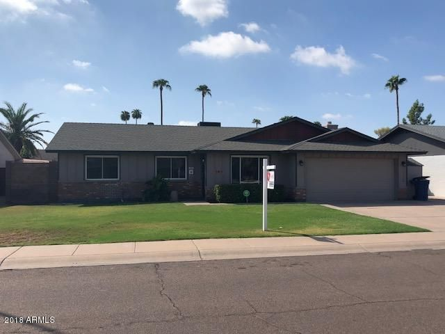2465 E LA JOLLA Drive, Tempe, AZ 85282