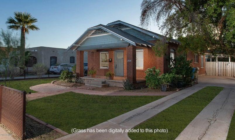 2534 N EDGEMERE Street, Phoenix, AZ 85006