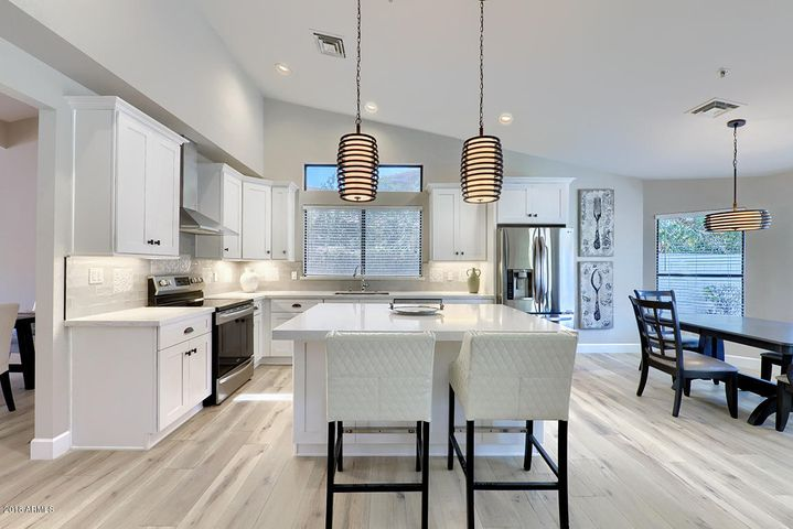 Fabulous Totally New Kitchen!