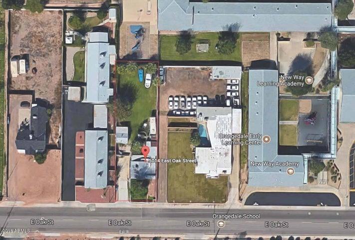 5014 E OAK Street, Phoenix, AZ 85008