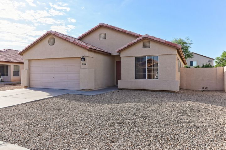 7327 W FLEETWOOD Lane, Glendale, AZ 85303