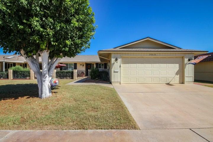 10510 W SARATOGA Circle W, Sun City, AZ 85351