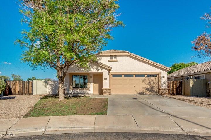 2817 S LABELLE, Mesa, AZ 85212