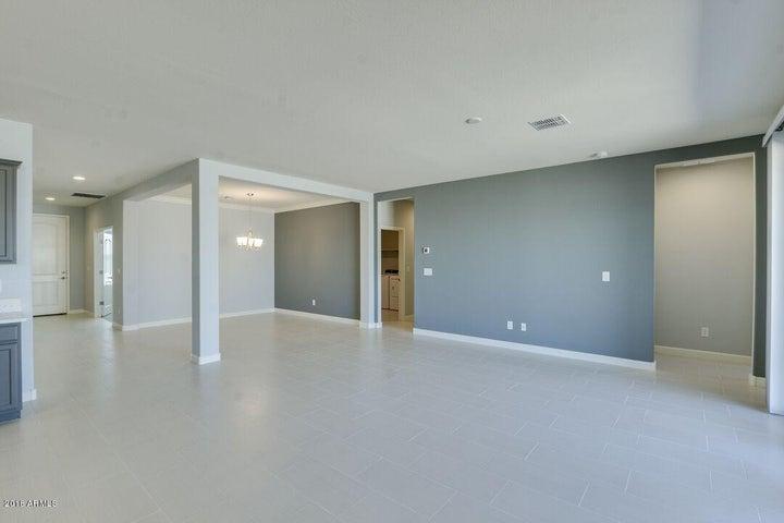 Not actual color scheme. Actual Floor plan