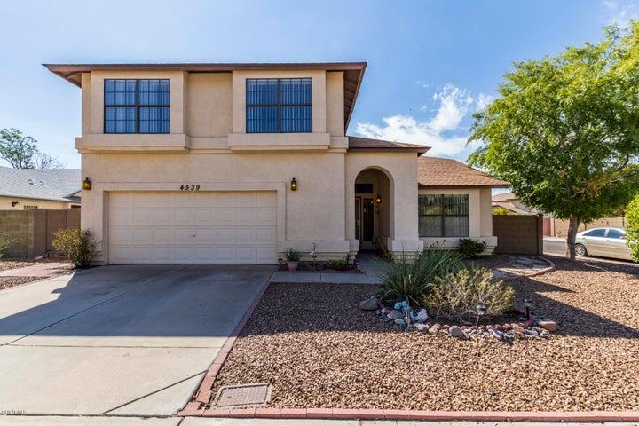 4539 W MARCO POLO Road, Glendale, AZ 85308