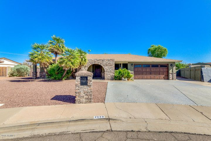 2823 E Hackamore Circle, Mesa, AZ 85213