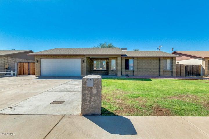 223 W GOOLD Boulevard, Avondale, AZ 85323