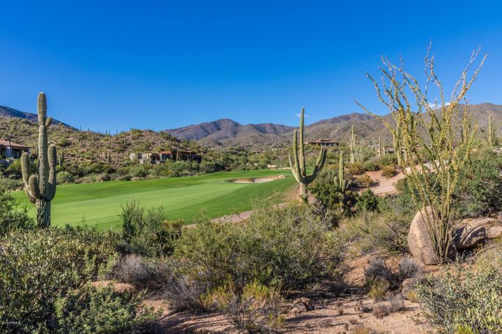 Stunning Golf Course Lot overlooking 15th green of Chiricahua Golf Course