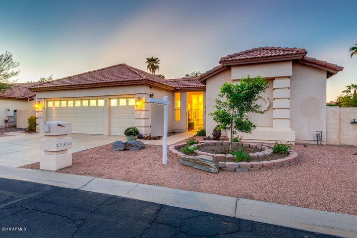 25418 S SPRING CREEK Road, Sun Lakes, AZ 85248