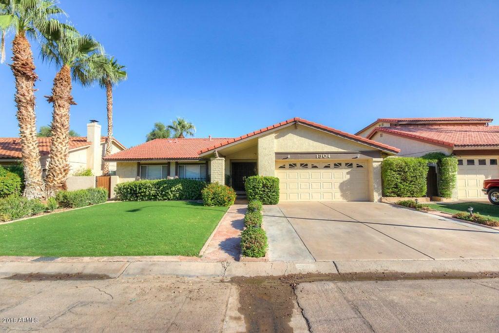 1304 E NORTHSHORE Drive, Tempe, AZ 85283