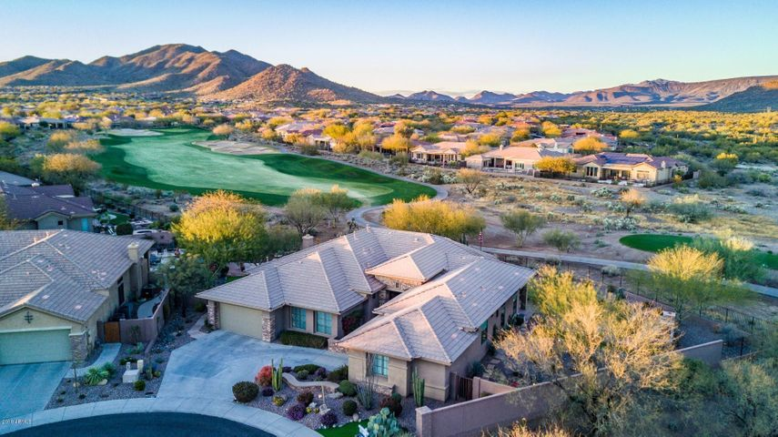 Premium over-sized Golf Course Lot - Anthem Country Club