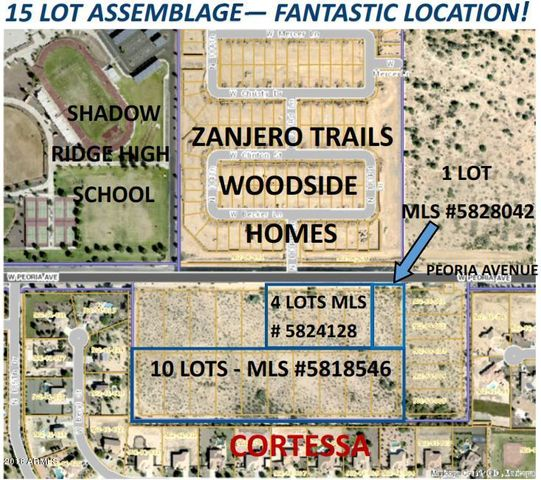 18357 W Peoria Avenue, 2A, Waddell, AZ 85355
