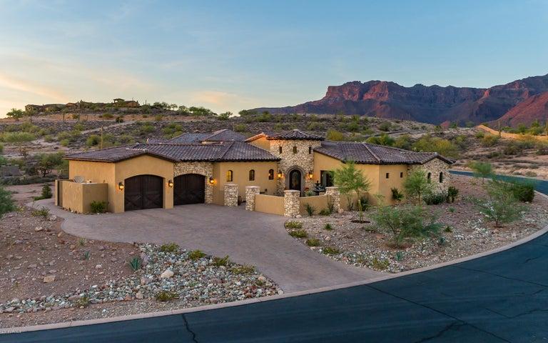 9510 E THUNDER PASS Drive, Gold Canyon, AZ 85118