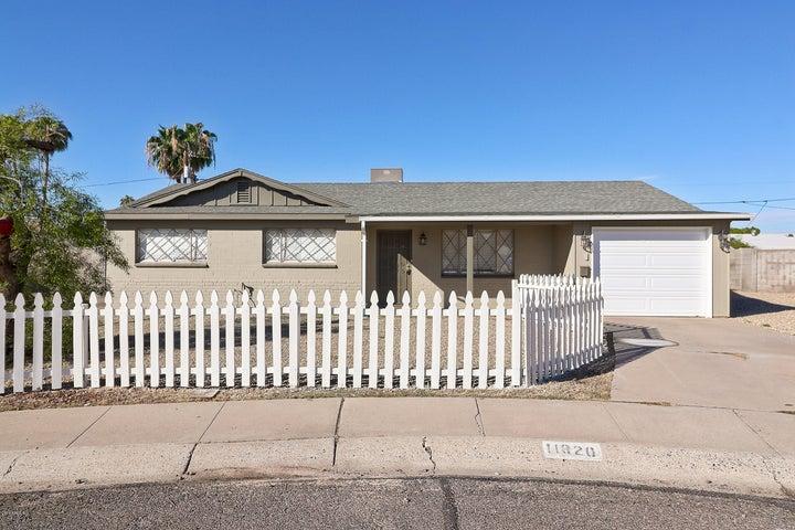 11820 N 33RD Circle, Phoenix, AZ 85029