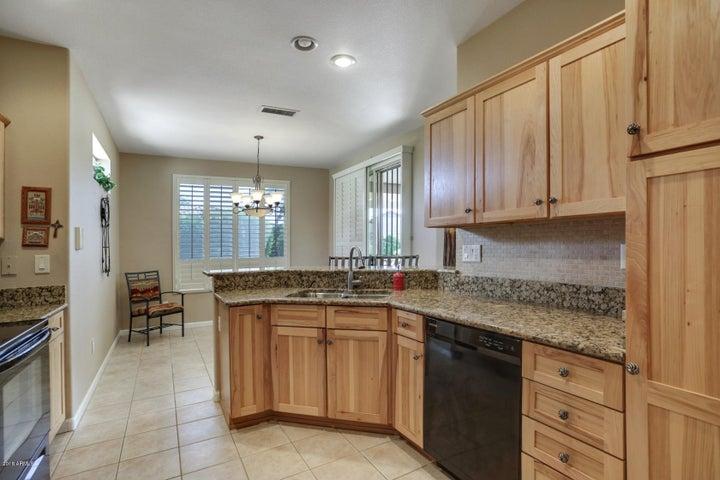 Cabinets have been replaced, pantry, tile backsplash