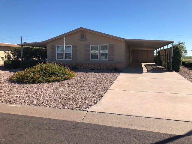 9128 E SUN LAKES Boulevard, S, Sun Lakes, AZ 85248
