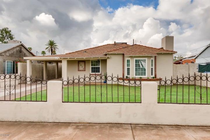 1825 E BRILL Street, Phoenix, AZ 85006