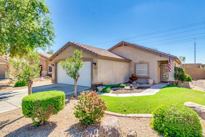 12505 W CHARTER OAK Road, El Mirage, AZ 85335