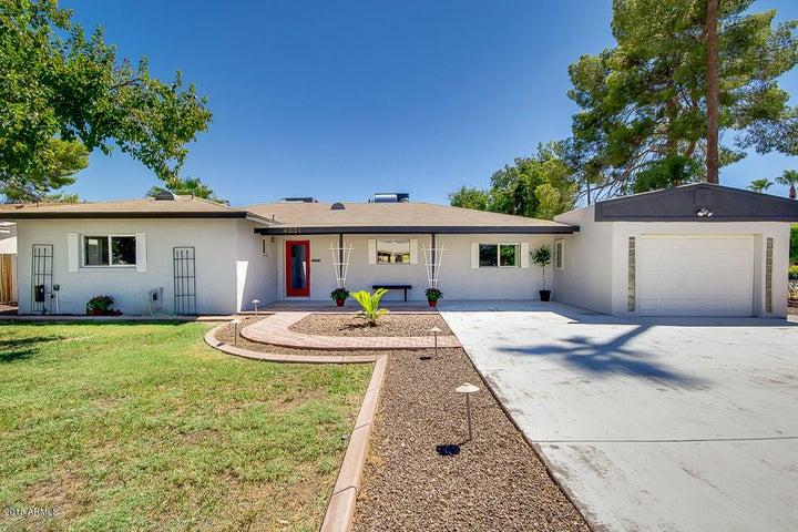 4001 E AVALON Drive, Phoenix, AZ 85018