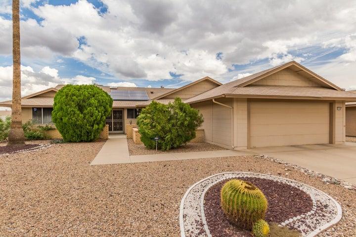 17227 N 126TH Avenue W, Sun City West, AZ 85375